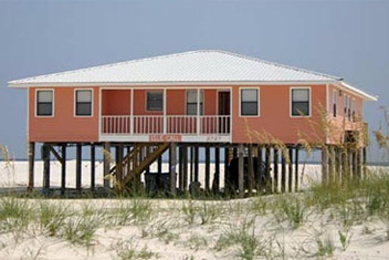 Isle Call - Gulf Shores Beach House for Rent