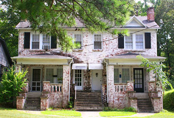 Manhattan Apartments in Homewood, Alabama